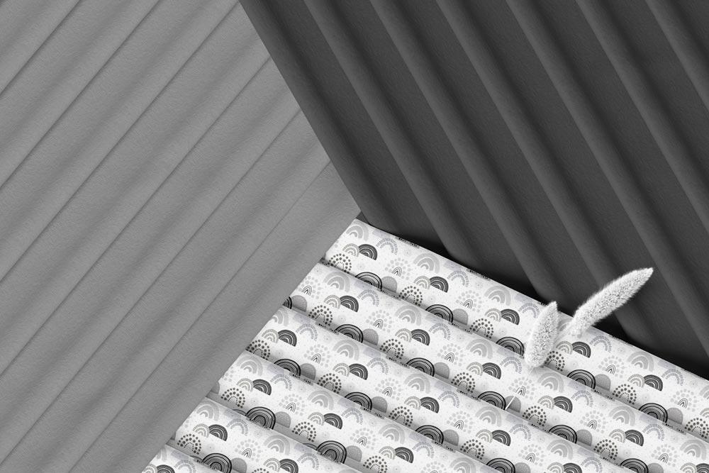 Kombistoff Timberwolf | 1m | Stoff Meterware